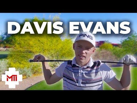 PGA Tour Driven Course Vlog - Davis Evans RETURNS! Part 1