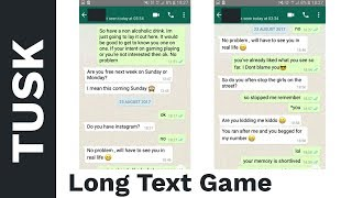 Handling Lengthy Exchanges Before Arranging That First Date | Texting Tips