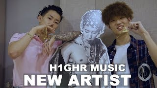 H1GHR MUSIC NEW ARTIST 'HAON(김하온)'