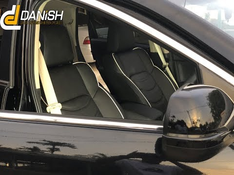 Cover jok Honda CR-V 2018 - Material - Premium Synthetic Leather