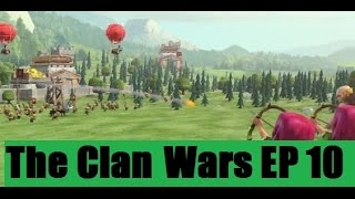 Clash of Clans - The Clan Wars Episode 10: Epic Attacks, Bcp 2017 vs The Blades of Rage