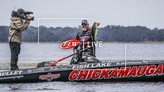 FLW Live Coverage | Lake Toho | Day 4