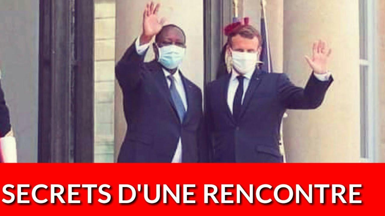 L'heure est grave... (Alassane Ouattara rencontre Emmanuel Macron)