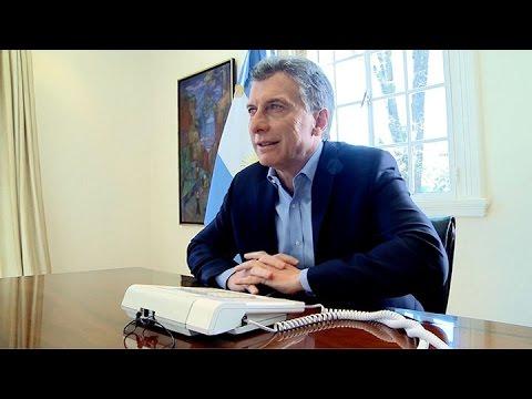 """Macri felicitó a Pareto y dijo que """"es un mensaje maravilloso para todos"""""""