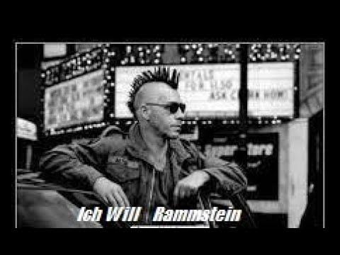Rammstein - Ich Will ( Vidéo Creator- instrumental )