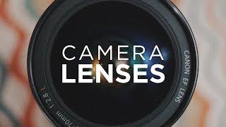 Understanding Camera Lenses - CamCrunch Tutorial