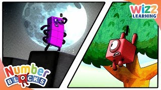 Numberblocks - Becoming Octoblock | Learn to Count | Wizz Learning