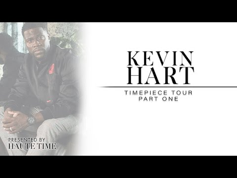 Haute Collector: Interview with Kevin Hart