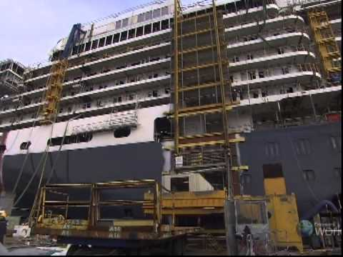 Queen Elizebeth II Cruise Ship- Part I