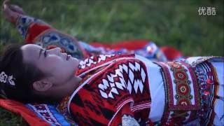 王郢鑫唱一个苗语山歌 Wang Ying Xin sings an A-Hmao (Hmong/Miao) folk song