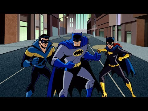 """Batman in Animation - """"Calling All Heroes"""""""