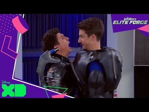 Lab Rats: Elite Force | How to be an Elite Force Member | Official Disney XD UK