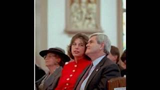 Gingrich Wife #1 - Harsh New Divorce Details