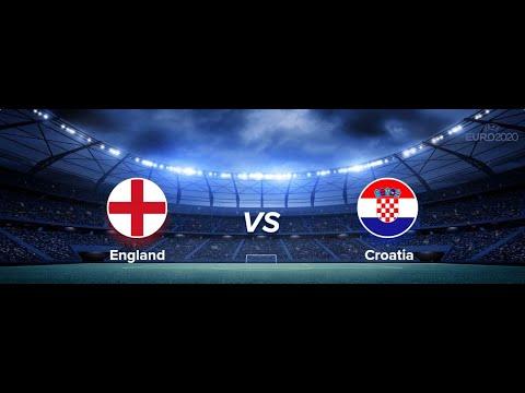 Correct Score Trading: England - Croatia    Setting Up The Trade    Euro 2020
