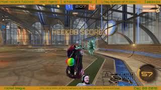 rocket league stream 12-08-18