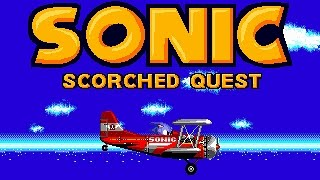 Sonic Scorched Quest - Walkthrough