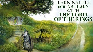 Learn nature VOCABULARY in English with The Lord of the Rings