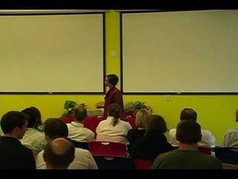 Organic Farming - Amyjo Johnson speaks at Google