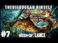 Monster Hunter 4 Ultimate - Week of Lance Part 7: FATALITY!!!