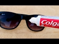 Awesome Life Hacks for Fast Track Sunglasses Toothpaste UNEXPECTED Easy DIY | Simple Tricks Hacks