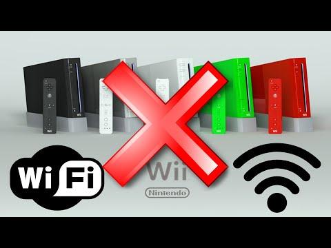 Wii not updating error 32002