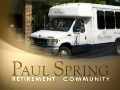 Paul Spring Retirement Community in Alexandria, VA