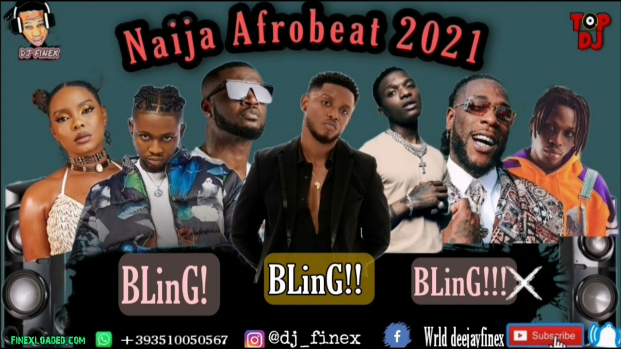 Download LATEST NAIJA AFROBEAT 2021 NONSTOP PARTY MIX BY DJ FINEX FT REMA JOEBOY TEKNO OMAH LAY FIREBOY BURNA