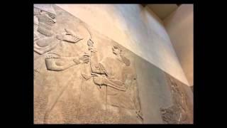 Asur Rölyef Paneli (Metropolitan Sanat Müzesi)