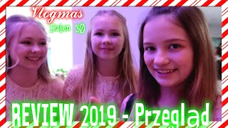 Vlogmas #30: Mój 2019 - Spotkałam Iza and Elle, Andra Gogan, osiągnięcia ❤ CookieMint