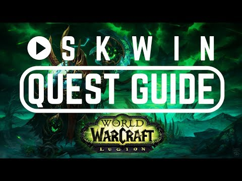 Complete: Idol of the Wilds | WoW Legion Quest (42036)