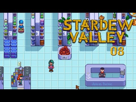 Get STARDEW VALLEY • #08 - Joja nervt... sterben auch! | Let's Play Images