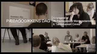 Cevea: Pædagogikkens Dag 2012 (kort version)