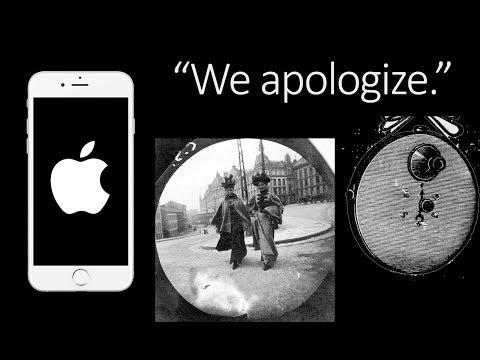 Apple apologises to customers & Vintage Spy Camera - TOGLIFE