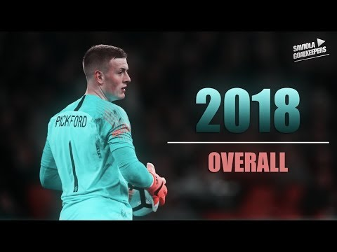 Jordan Pickford ► Crazy Saves Show 2018 - Overall - HD
