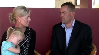 Client Testimonial - Matt & Anna Allen -
