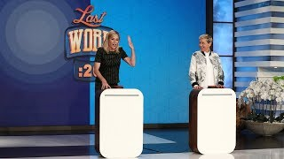 Julie Bowen and Ellen Try to Get the 'Last Word'