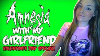 MY GIRLFRIEND PLAYS AMNESIA (Valentines Day Special) - Amnesia: Custom Story - Part 2