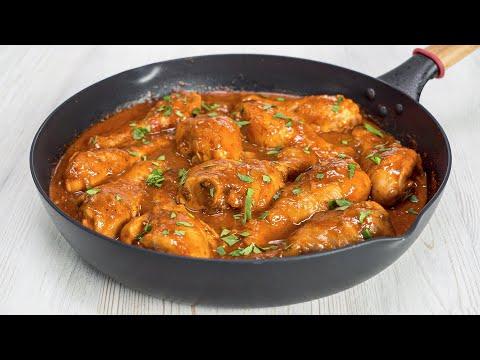 Венгерский вкус! КУРИНЫЙ ПАПРИКАШ, превосходно и Всегда Вкусно!