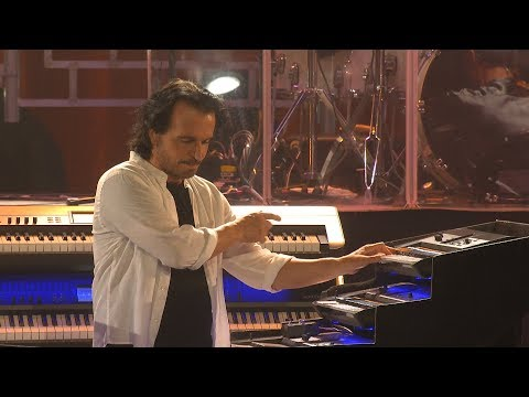"""Yanni - Live in Beijing """"Dance For Me"""""""