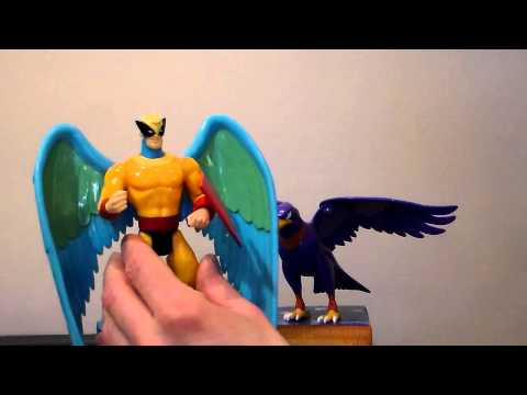 271 Video Review Of Loose BIRDMAN And AVENGER