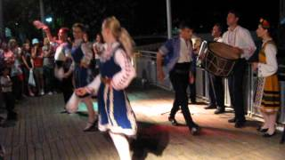 Болгарский вечер в отеле