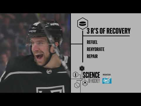 Science of Hockey: Recovery