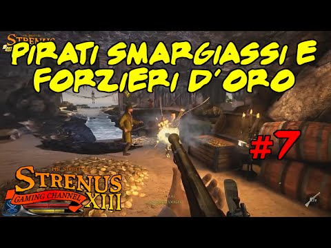PIRATI SMARGIASSI E FORZIERI D'ORO - Chivalry: Deadliest Warrior - Gameplay ITA -  