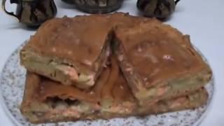 Рыбный пирог (Кухня народов мира: простые кулинарные рецепты)