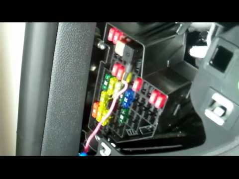 hqdefault 2011 vw gti episode 32 vlog hard wiring a radar detector youtube  at readyjetset.co