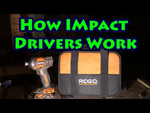 How Impact Drivers Work