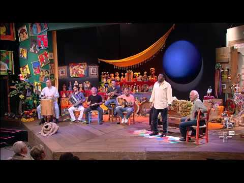 Conselho, Insensato Destino e Mel na Boca, por Almir Guineto e Dayse do Banjo - Sr. Brasil - 6/