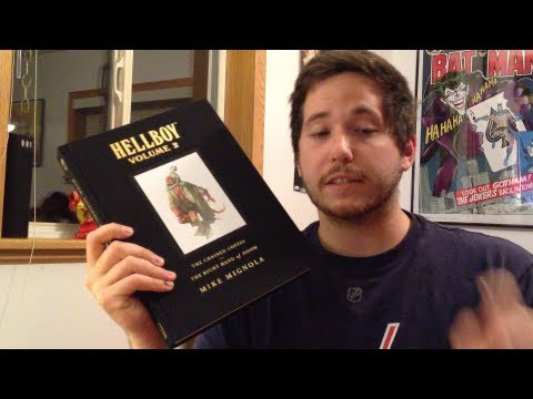 Hellboy Library Editions Overview