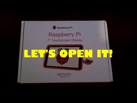 Making a Raspberry Pi Tablet: Part 2