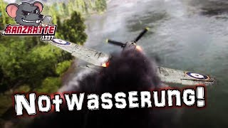 Notwasserung! 🕹️ Battlefield V | Ranzratte1337